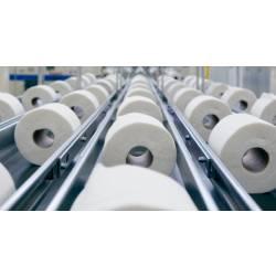 Indústria de papel tissue